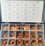 Набор медных шайб 16 рамеров  (160 предметов)