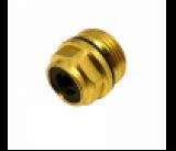 9512 8-M22X1,5 Фитинг трубки ПВХ,полиамид d=8мм (наружная резьба) М22х1.5 прямой латунь CAMOZZI